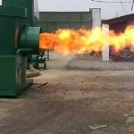 Biomass Sawdust Fired Burner