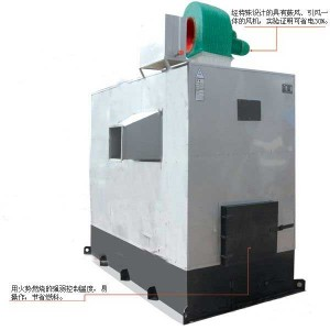 Coal Fired Hot Air Generator Furnace