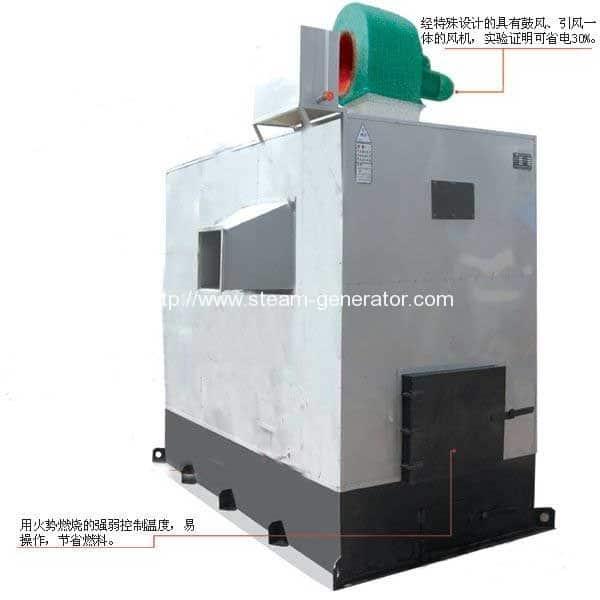 Coal Fired Hot Air Generator Furnace | Reliable steam boiler ...
