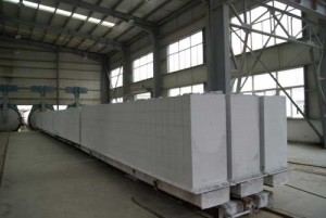 Aerated Concrete Block (AAC Brick) Steam Autoclave