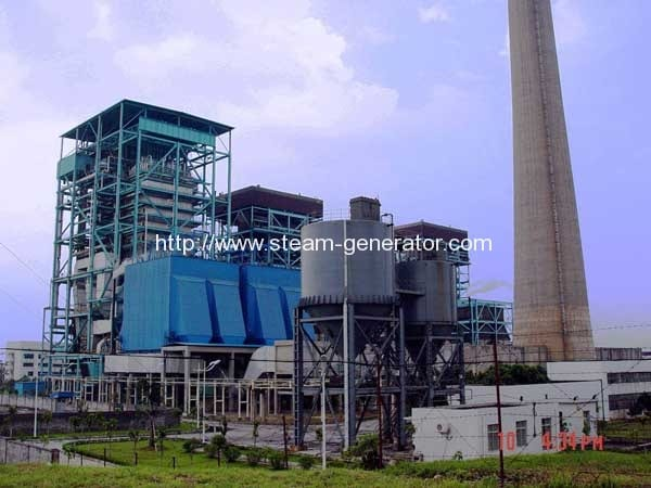 Biomass Power Plant Boiler Operation