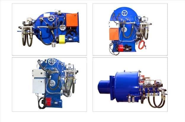 Coal Water Slurry Fuel Burner