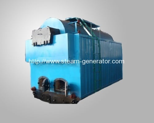 DZH Moving Grate Coal Fired Steam Boiler