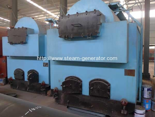 Dzh Moving Grate Coal Amp Wood Fired Hot Water Boilers