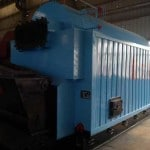 DZL Chain Grate Coal Fired Steam Boiler