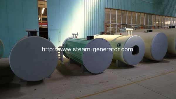 Oil/Gas Thermal Fluid Heaters