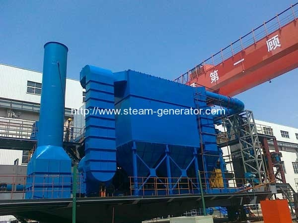 Flue Gas Precipitator
