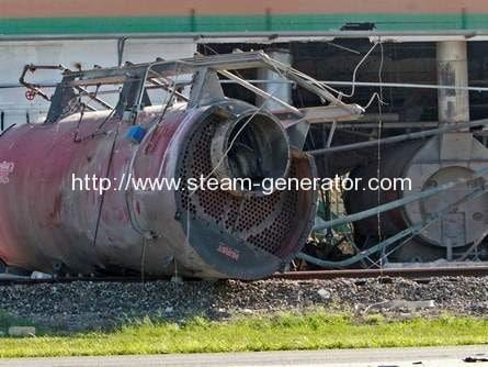 Explosion Blows Boiler Through Wall At Lakeland Facility