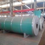 YYW Diesel Oil Fuel Thermal Oil Heater