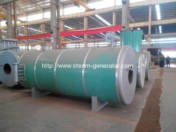 YYW Diesel Oil Fuel Thermal Oil Heater
