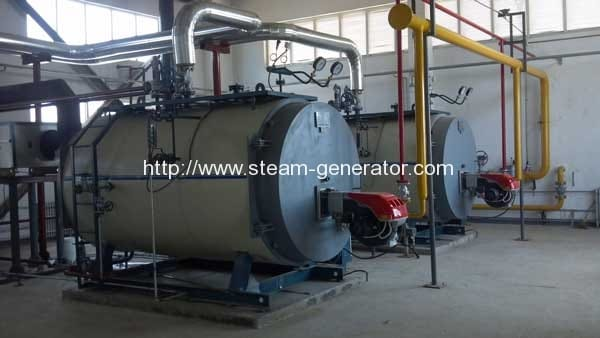 Gas-Fired-Steam-Boiler