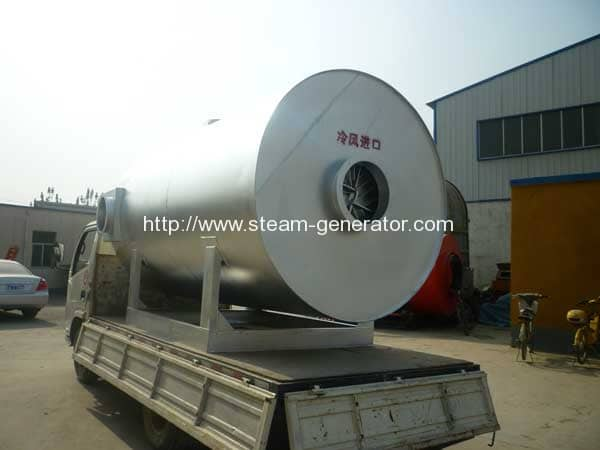 Oil  U0026 Gas Fired Hot Air Generator
