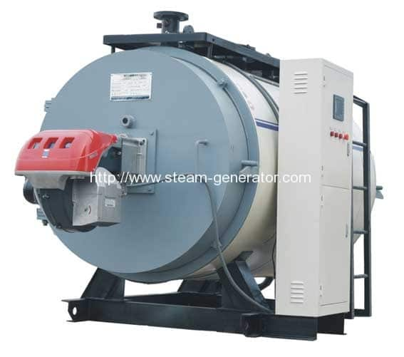 Gas Hot Water Boiler Furnace ~ Plc control gas fuel fired hot water boilers reliable
