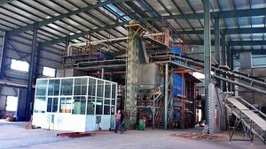 Reciprocating Grate Biomass Boilers