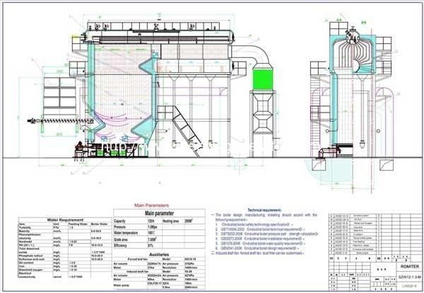 Reciprocating-Grate-Biomass-Steam-Boilers