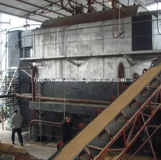 Rice Husk Fired Boiler for Rice Mills