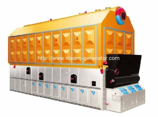 SZL-Chain-Grate-Coal-Fired-Steam-Boilers 2