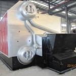 SZL Chain Grate Coal Fired Hot Water Boilers
