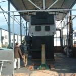 Biomass Sawdust Boiler