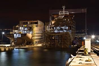Two MCS Exhaust Gas Boilers to Tersan Shipyard