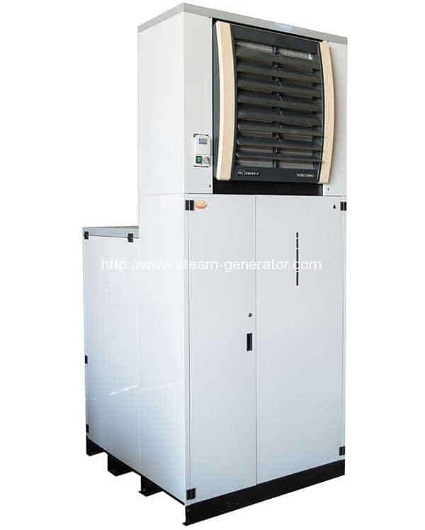 VG Launches the Revolutionary Biomass Air Blower System