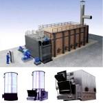 Wood & Coal Hot Air Generator