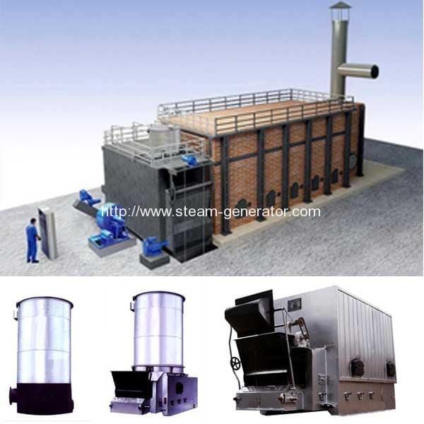 Wood-&-Coal-Hot-Air-Generator