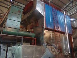 Waste Residue Boiler
