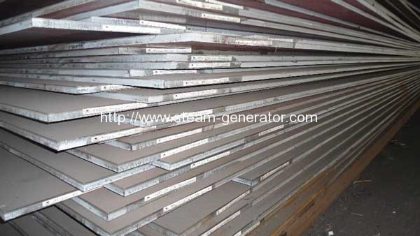 Steel Material of Industrial Boiler
