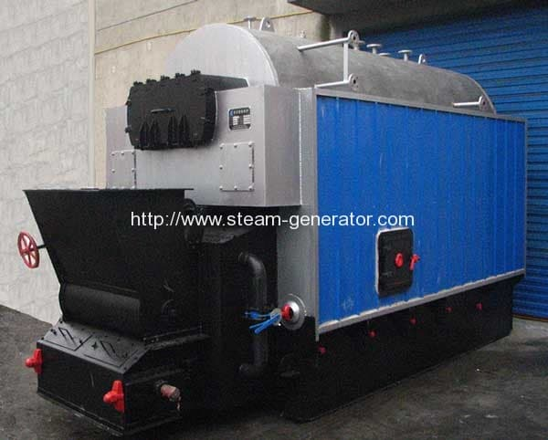 Introduction of Coal Fired Steam Boiler Pipe System