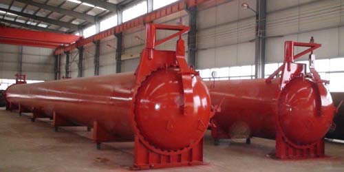 How many types of industrial autoclave pressure gauge