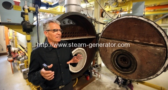 End of the steam age nigh for legislature heating