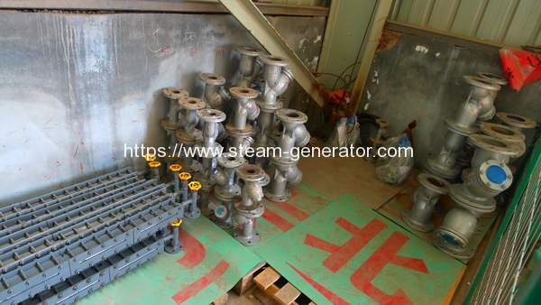 400000kcal-Diesel-Oil-Fuel-Thermal-Oil-Heater-Installation-Material