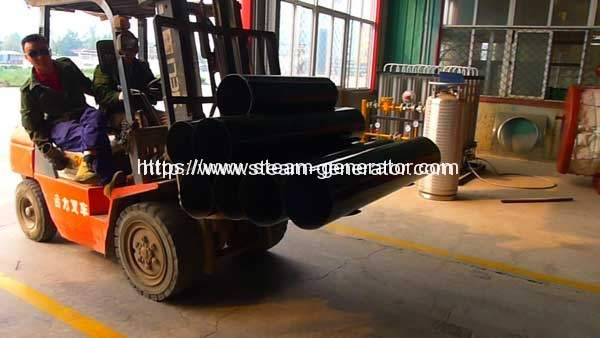400000kcal-Oil-Thermal-Oil-Heater-Delivery-to-Bahrain-Customer-3