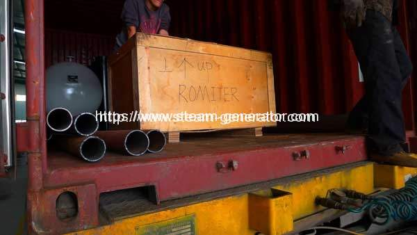 400000kcal-Oil-Thermal-Oil-Heater-Delivery-to-Bahrain-Customer-6