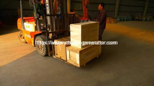 400000kcal-Oil-Thermal-Oil-Heater-Delivery-to-Bahrain-Customer-7