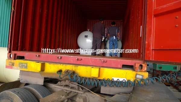 400000kcal-Oil-Thermal-Oil-Heater-Delivery-to-Bahrain-Customer