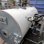 Coke Oven Gas Fired Boiler