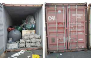How to Delivery Thermal Oil Heater By Containers