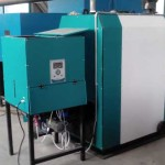 CE Approved High Quality Pellet Boiler