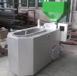 Biomass Pellet Fired Zinc Melting Furnace