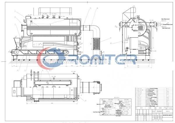 China-Grate-Mix-Fuel-Biomass-Boilers