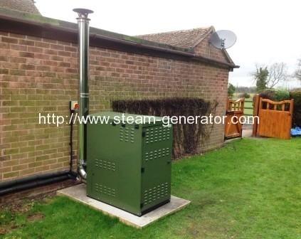 Free biomass boiler scheme