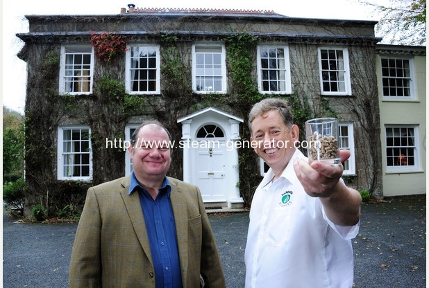 Future of historic Cornwall hotel safe thanks to biomass boiler