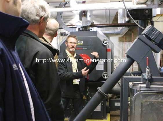 Biomass boiler saving Cowichan school district big bucks