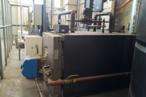 UK'S largest plastic recycler installs Babcock Wanson hot water boiler