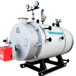 Horizontal High Efficient Gas or Oil Fired Steam Boilers