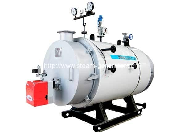 Horizontal High Efficient Gas or Oil Fired Steam Boilers | Reliable ...