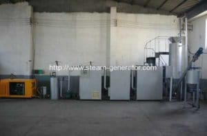 Continous Working Biomass Gasifier Machine