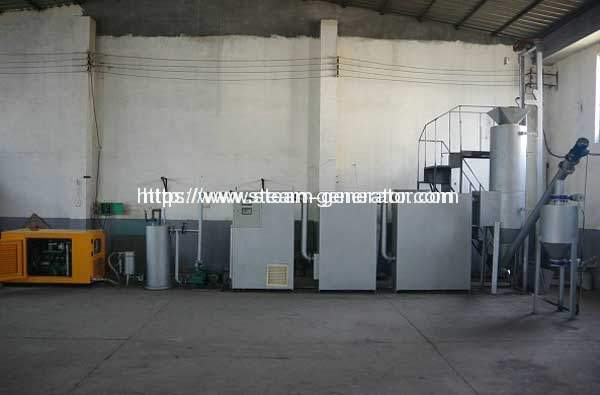 100m3-30KW-Biomass-Gasifier-Power-Generation-Plant